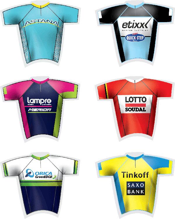 World Tour Takımları