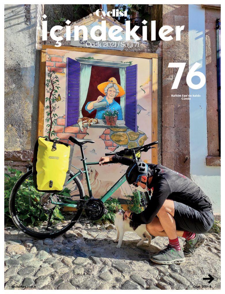 Cyclist Türkiye Ocak 2021Cyclist Türkiye Ocak 2021