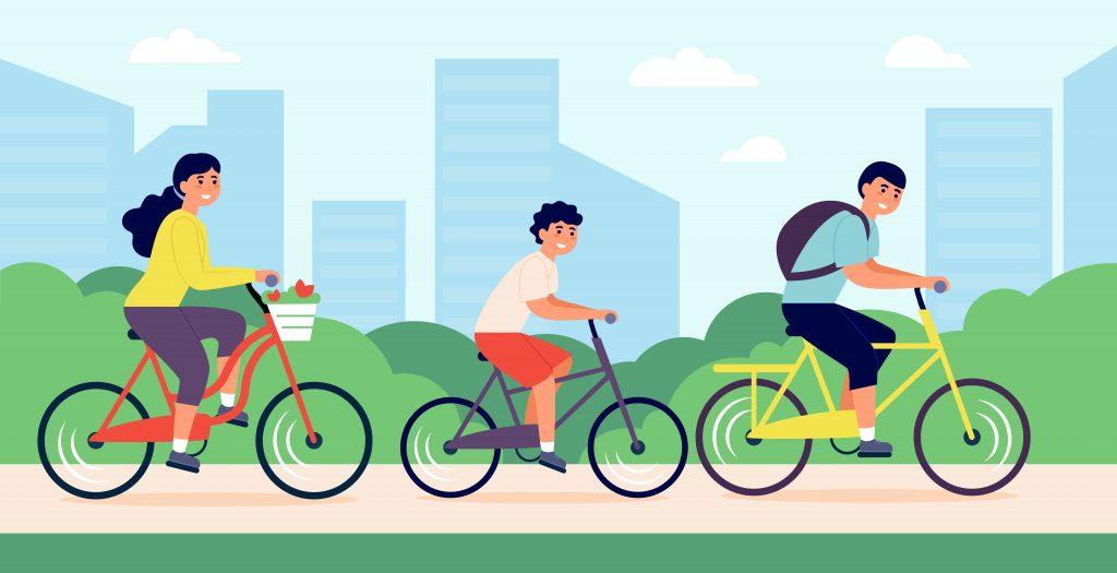 Çorlu Belediyesi 2021 yılını Bisiklet Yılı ilan etti.