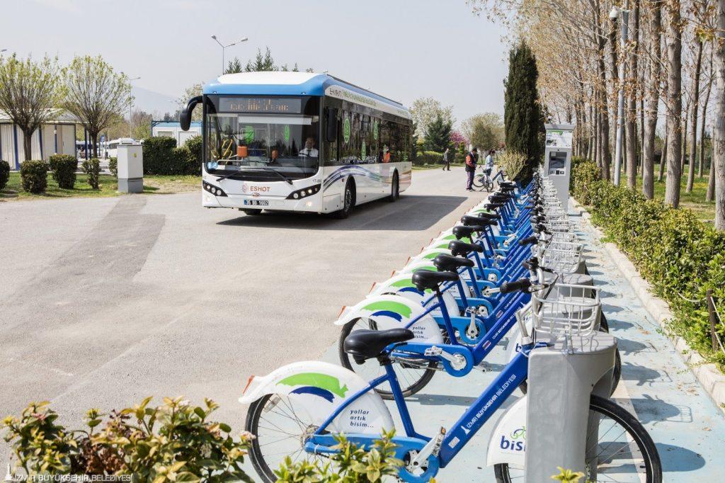 İzmir Yeşil Şehir eylem planı kapsamında çalışmalarını sürdürüyor