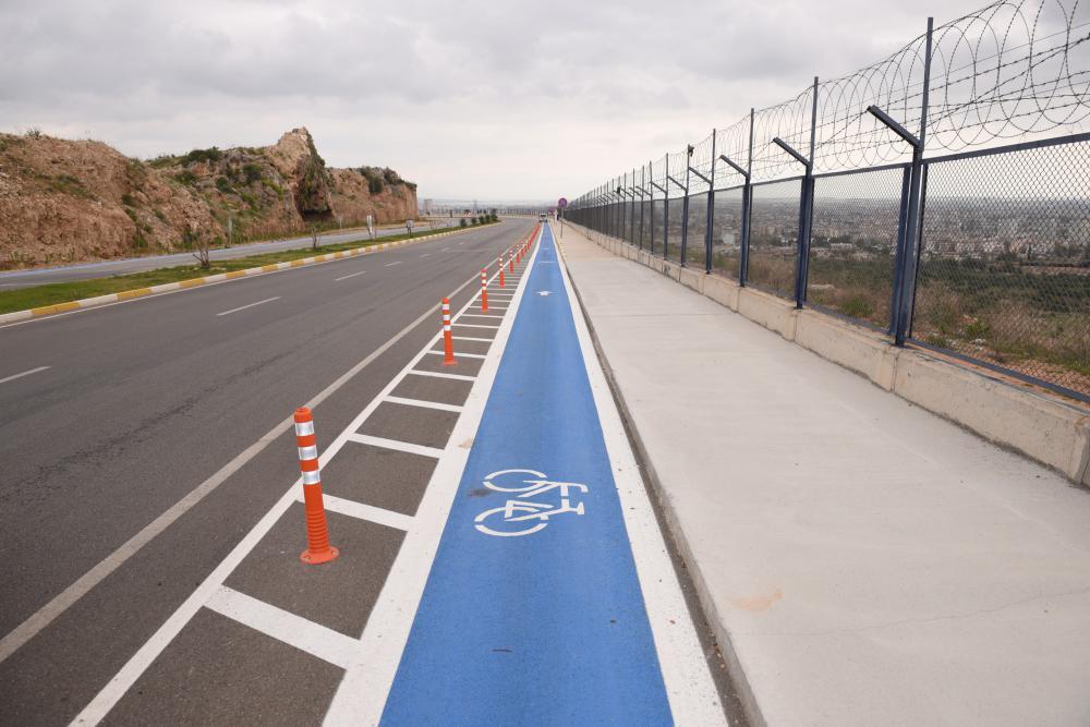 Kepez Bisiklet Yolu