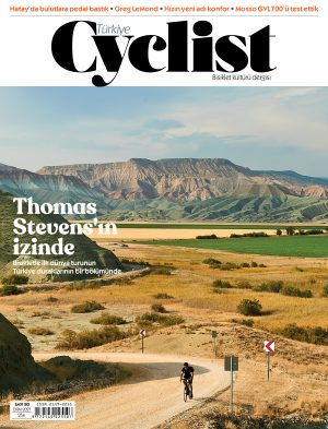 Cyclist Türkiye Ekim 2021